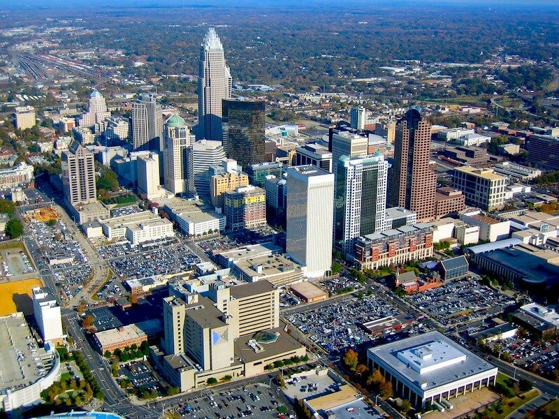 Moving from Boston to Charlotte