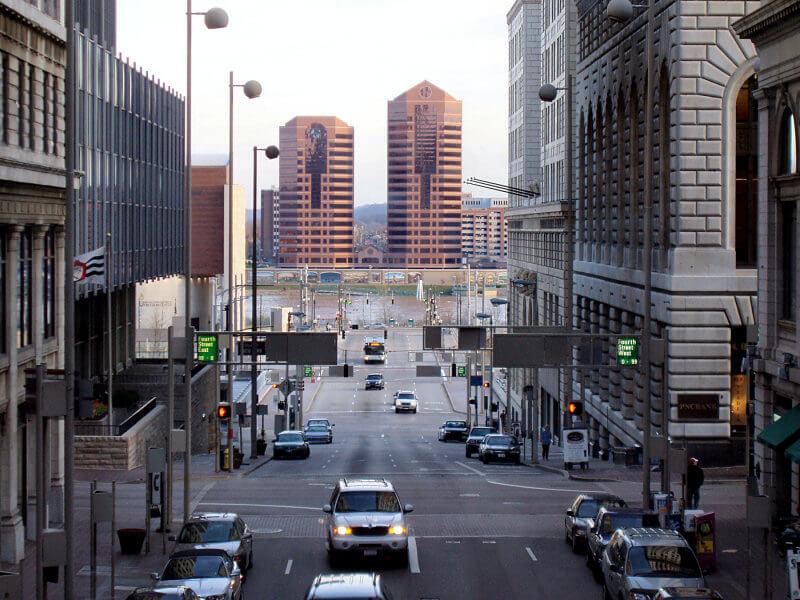 Moving from Boston to Cincinnati