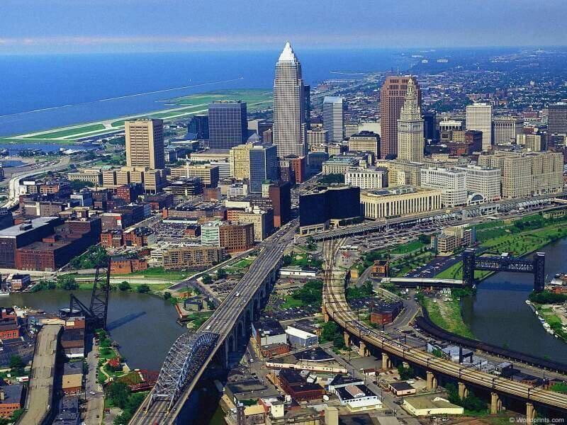 Moving to Cincinnati