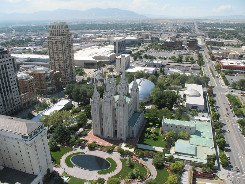 Moving from Boston to Salt Lake City