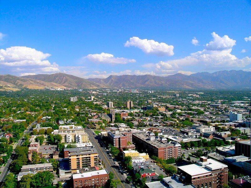 Moving to Salt Lake City