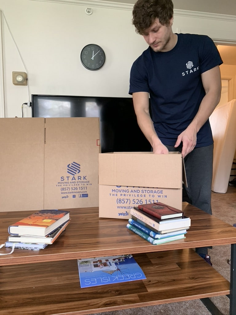 Crating and Shipping Service