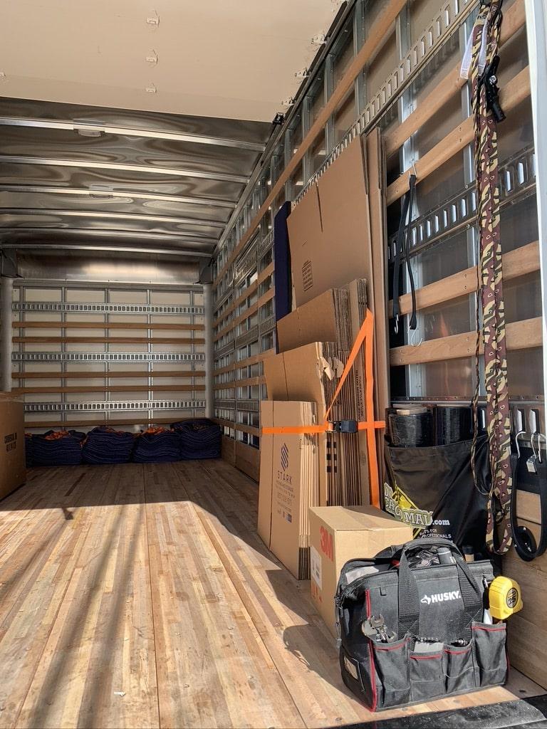 boston storage company