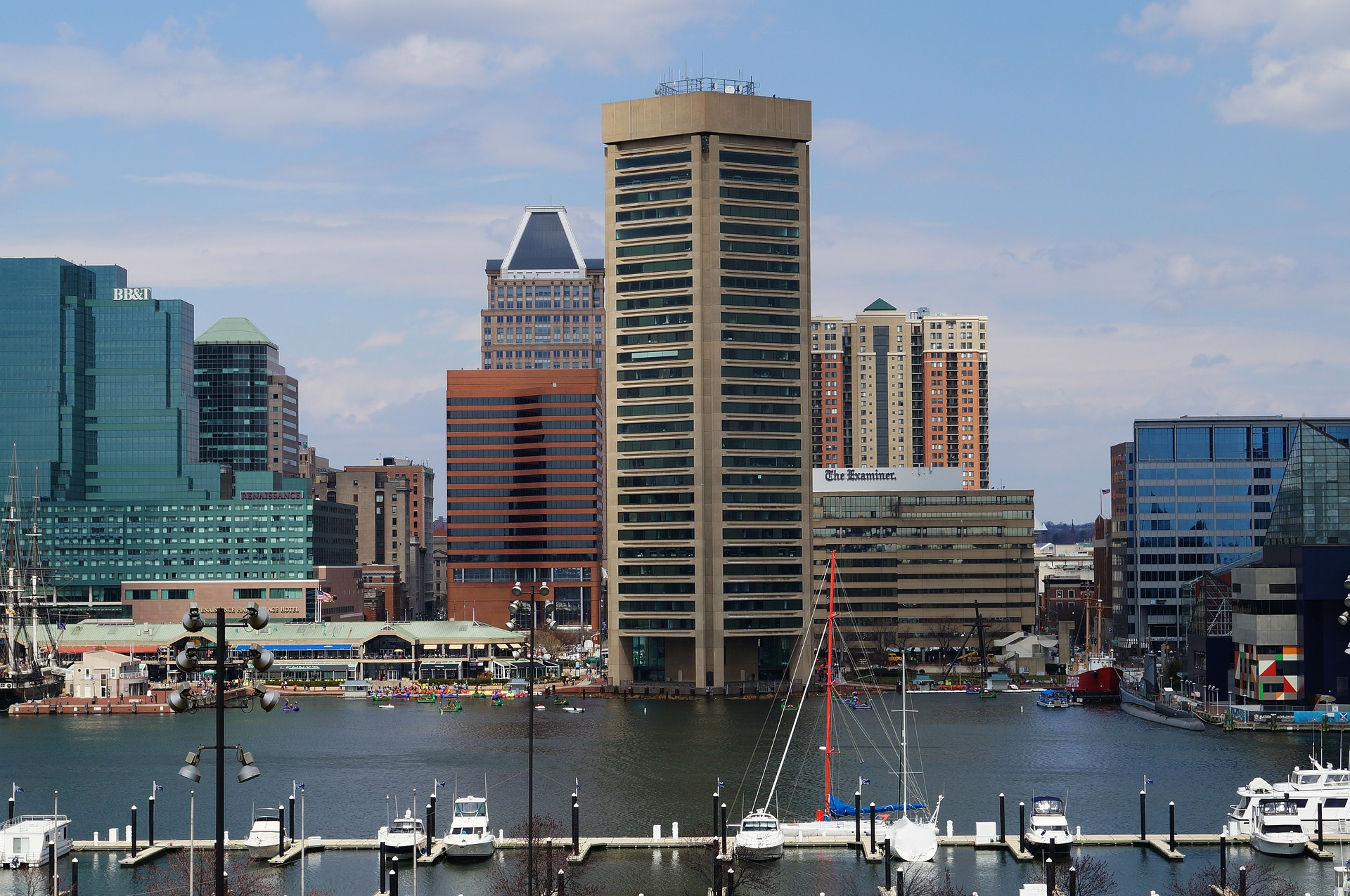 Moving from Boston to Maryland