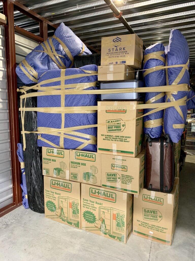 furniture storage boston
