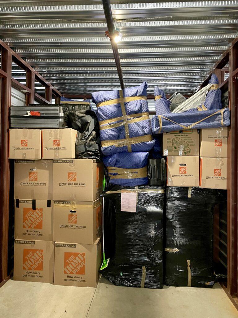storage services boston
