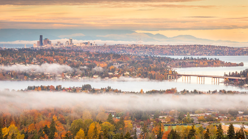 Seattle in the Cloud